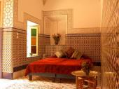 Double bedroom in Riad Splash