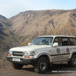 New For 2011 - 4x4 Sightseeing Tour of the Atlas Mountains