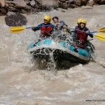 2 Night Rafting Expedition Spring 2013 - Book Now!